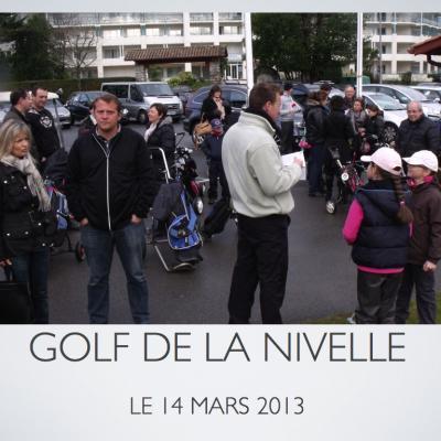 Défi/Challenge du 14/03/2013 à La Nivelle
