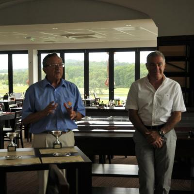 Finale du Trophée des Ecoles de Golf 2012