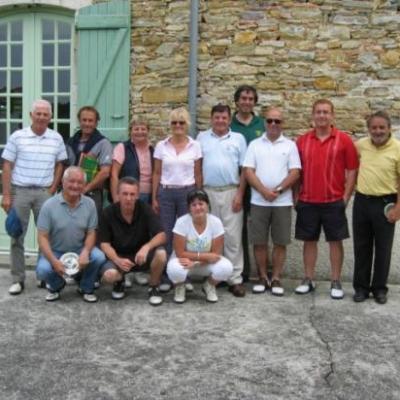 Pitch & Putt 2010 finale dptale à Salies de Béarn